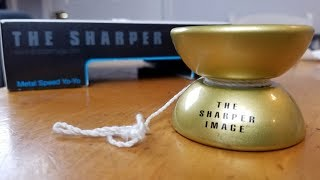 Sharper Image YoYo Unboxing, Review, & Durability Test.