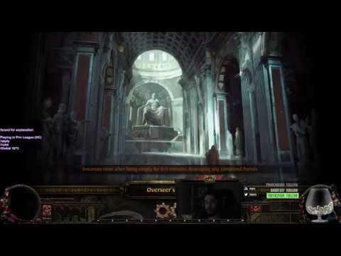 Path of Exile | Char Progress & Announcing RAID BOSS League