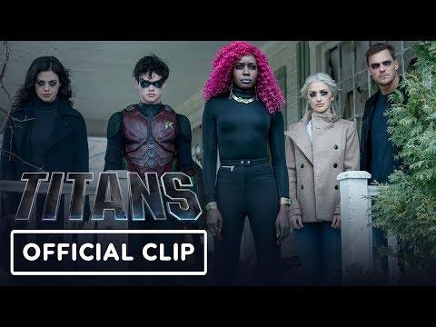 "DC Universe's Titans: Season 2 ""Trigon"" Clip"
