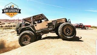 DIY 3 Link / 4 Link Suspension - Jeep TJ Stretch Episode 1