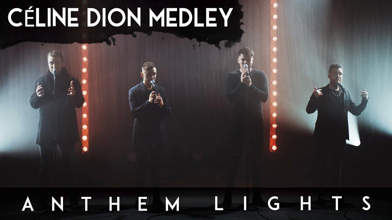 CELINE DION Medley | @Anthem Lights (Cover) on Spotify & Apple