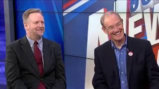 Newsmaker Saturday: Jon Gabriel & Terry Goddard thumbnail
