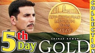 Gold 6th Day Box Office Collection