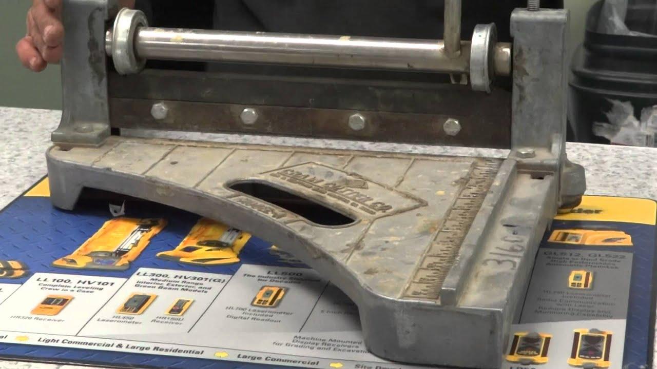 vinyl tile cutter product