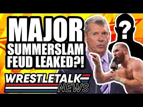 CM Punk In Contact With AEW! | MAJOR WWE SummerSlam Feud LEAKED?! | WrestleTalk News July 2019
