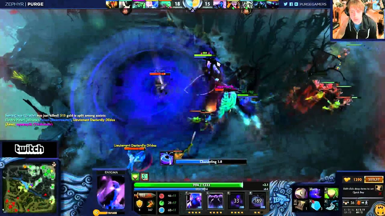 dota 2 purge plays all random death match ep 1 youtube