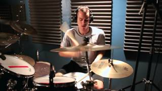 """I Am Machine"" by Three Days Grace Drum Cover"