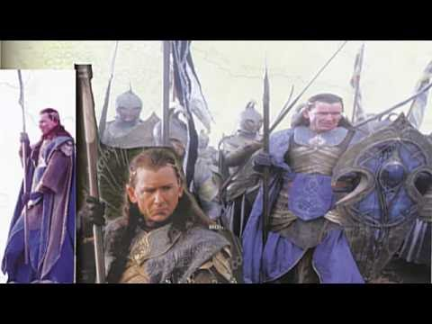 Rare Interview with Mark Ferguson (Gil-galad)