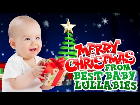🎄 2 Hours Christmas Songs To Put A Baby To Sleep -Baby Lullaby Lullabies Bedtime 🎄
