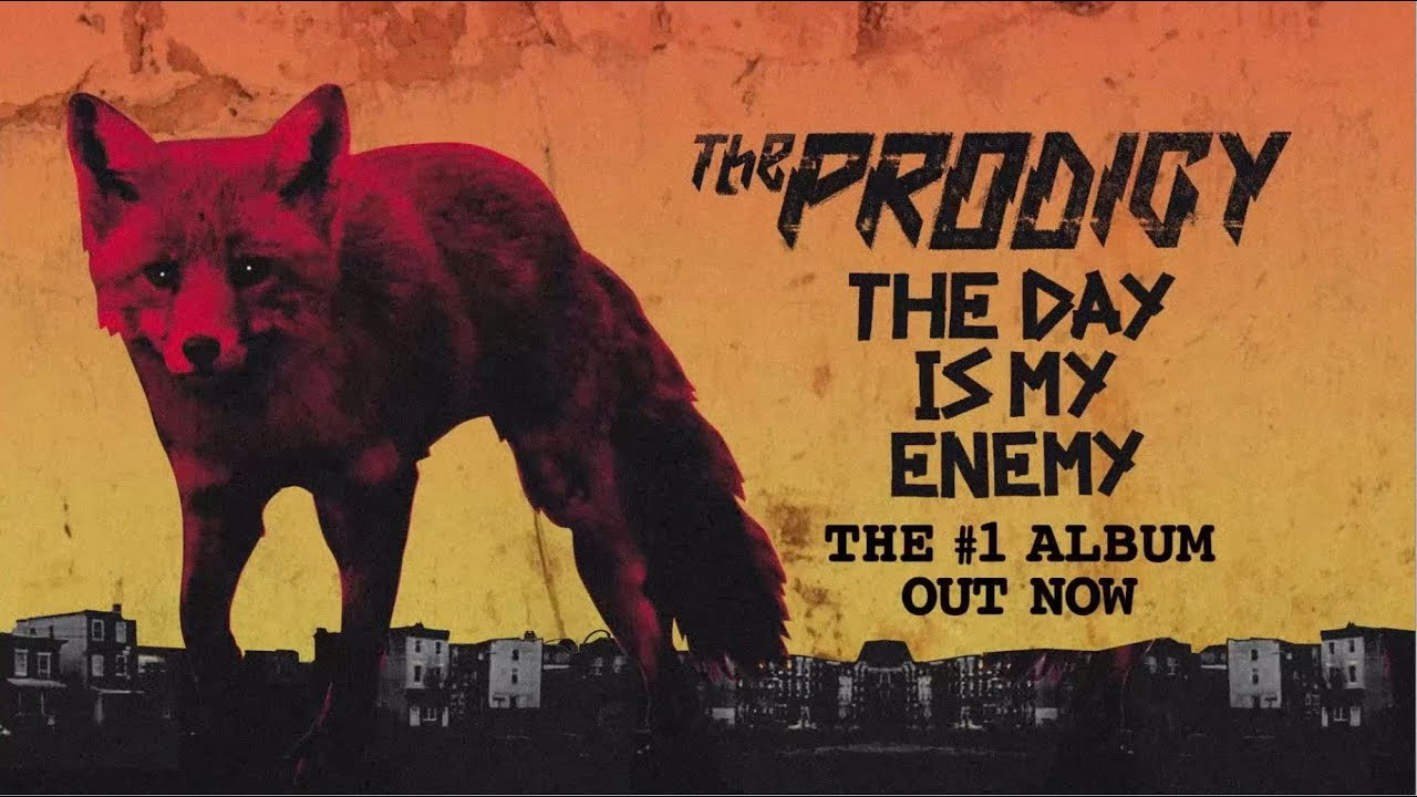 The day is my enemy, the prodigy's 6th studio album released 30th march 2015. 1. The day is my enemy 2. Buy now from: official store >. The day is my.