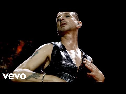 Depeche Mode - Should Be Higher (Live)