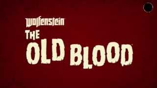 "Wolfenstein: The Old Blood ""Credits + Song"" HD"