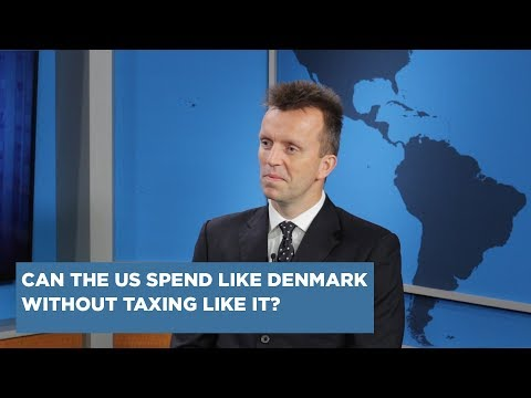 Can the US Spend Like Denmark without Taxing Like It?