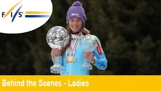 Video TINA MAZE GLOBES Photoshoot - AUDI FIS Alpine Ski World Cup - Behind the Scenes - Womens download MP3, 3GP, MP4, WEBM, AVI, FLV Mei 2018