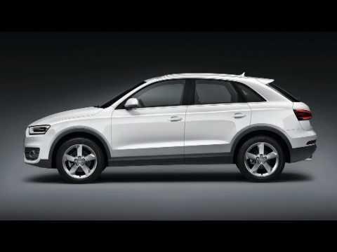 Audi Q3 2012 HD