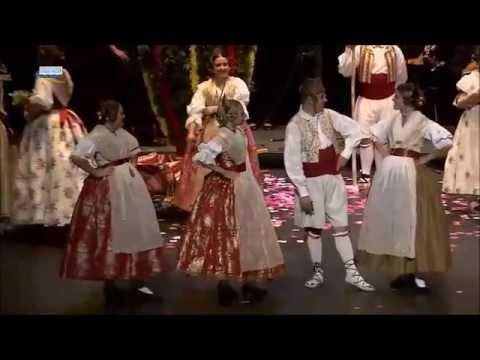Final Sona la Dipu 2015, Teatre Principal de València.