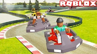 MARIO KART IN ROBLOX
