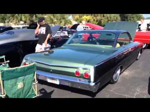 Chevy Belair Bubble Top At Ideal Classic Cars Car Show YouTube - Ideal classic cars car show