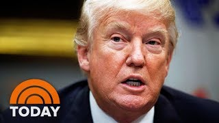 President Donald Trump Responds To Florida School Shooting | TODAY