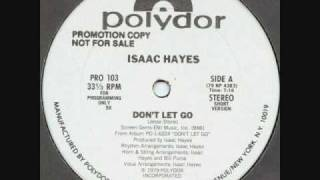 Watch Isaac Hayes Dont Let Go video