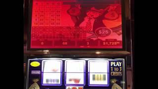 "Mr.  Money Bags Max $75 Bets ""Boom! Boom! Boom! JACKPOTS Choctaw Casino,  JB Elah Slot Channel"