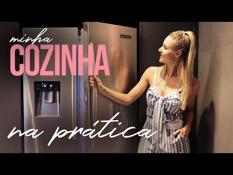 Hora de cozinhar! Meus eletrodomésticos na prática!  Layla Monteiro