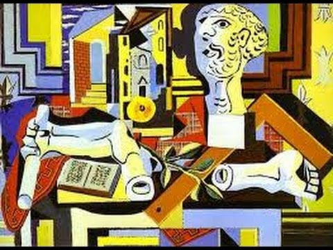 Las mejores obras de Pablo Picasso 4 - YouTube