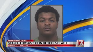Teen nabbed, another on the run after police officer killed in Georgia, officials say
