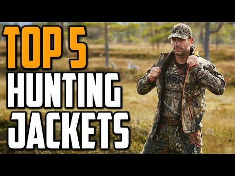 Best Hunting Jacket 2020 - Top 5 Budget Friendly Hunting Jackets Reviews