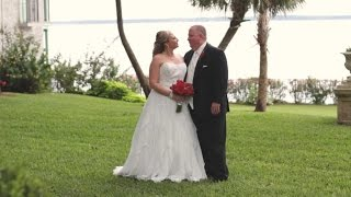 Lori & Chris Wedding Video | Club Continental | Jacksonville Wedding Videographer