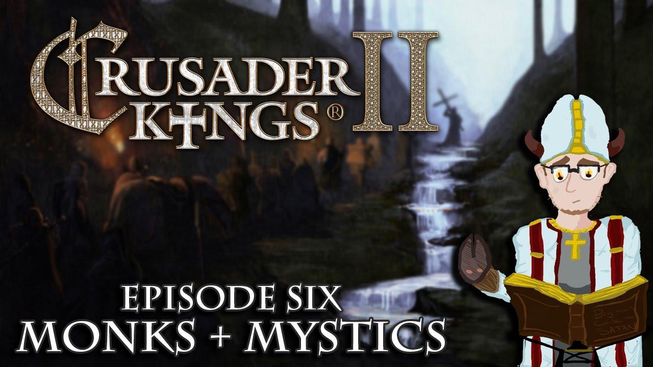Crusader Kings II Monks and Mystics Free Download – Ocean ...