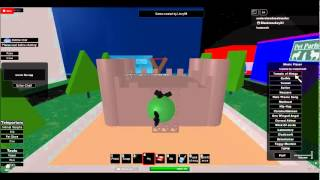 roblox epic angry birds