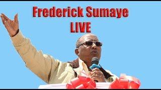 LIVE: Waziri Mkuu Mstaafu SUMAYE anaongea na waandishi wa Habari