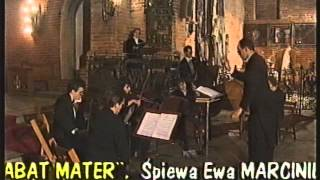 Bożena Harasimowicz - Bach, Pergolesi, 1993