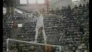 Gymnastics in the Olympics, 1960 - 1980