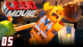 "THE LEGO MOVIE VIDEOGAME Gameplay Part 5 - ""RUNAWAY TRAIN!!!"" (PC, Xbox One, PS4)"