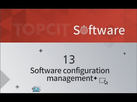 TOPCIT Software | 13. Software Configuration Management