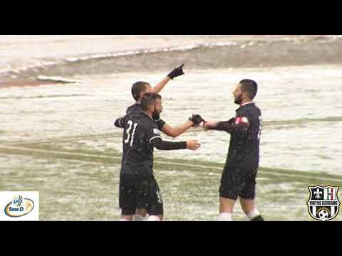 Virtus Bergamo 1909-Crema 0-2, 10° giornata di ritorno Girone B Serie D 2017/2018