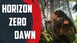 Horizon: Zero Dawn - Рыжая Бестия и Робозавры