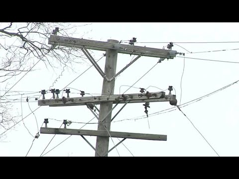 DTE worker robbed at gunpoint while guarding downed wire