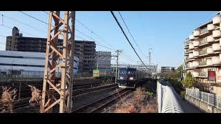回8174レ.特急WEST EXPRESS 銀河 京都車両 改117系
