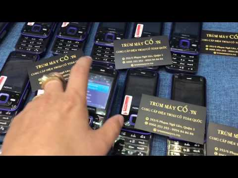 Điện Thoại Nokia N81 Chính hãng - trummayco.vn