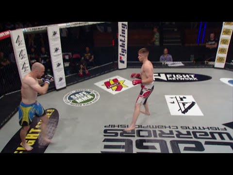 CW72: Jack Shore vs Simon Maksimovic