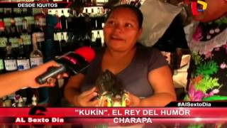 El rey del humor charapa: conoce al cómico que conquista el corazón de la selva peruana