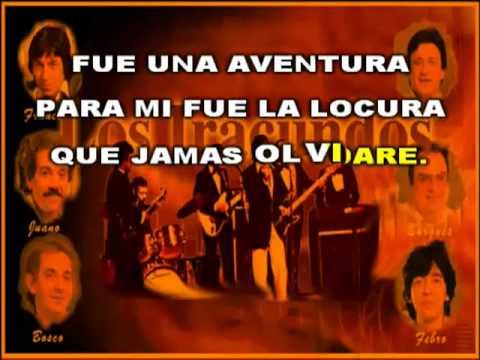Los Iracundos - La Pagina Diez (karaoke)