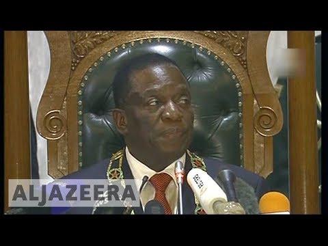 Emmerson Mnangagwa to open Zimbabwe to investors