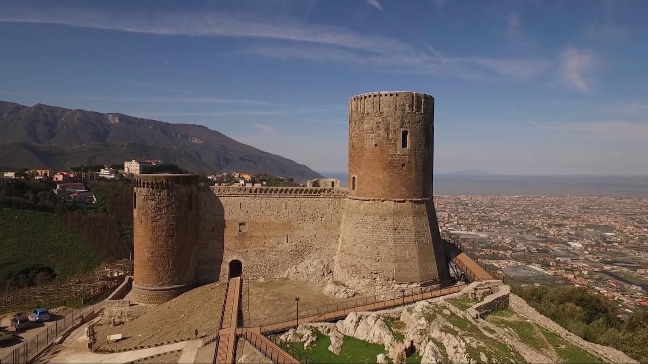 Castello di Lettere - YouTube