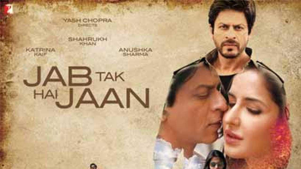 Download Jab Tak Hai Jaan Full Movie facts | Shah Rukh Khan | Katrina Kaif | Anushka Sharma