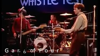 Gang Of Four - To Hell With Poverty (Official Live | 1980)