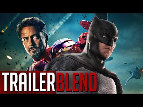 The Avengers Trailer (Justice League Style)